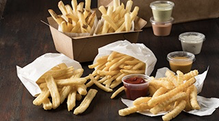 Conquest® Delivery+™ Fries Image