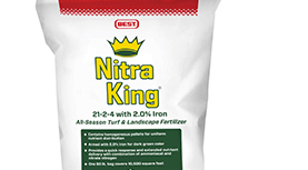 Nitra King® 21-2-4 with 2% iron Image