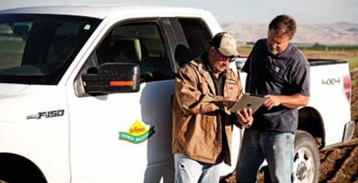 Smarter Data Collection Increases Farming Efficiency Image