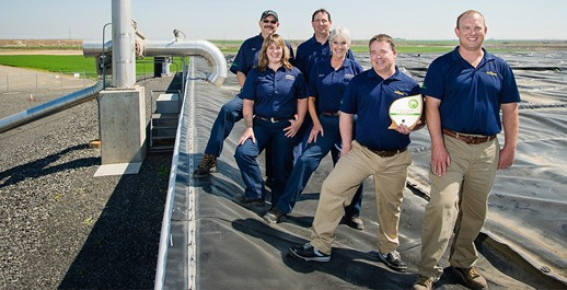 Moses Lake Plant Honored for Environmental Excellence Image
