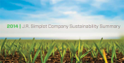 Simplot 2014 Sustainability Summary Image